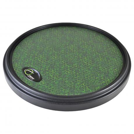offworld percussion invader v3 black practice pad with skinz series green hive laminate v3b hive. Black Bedroom Furniture Sets. Home Design Ideas