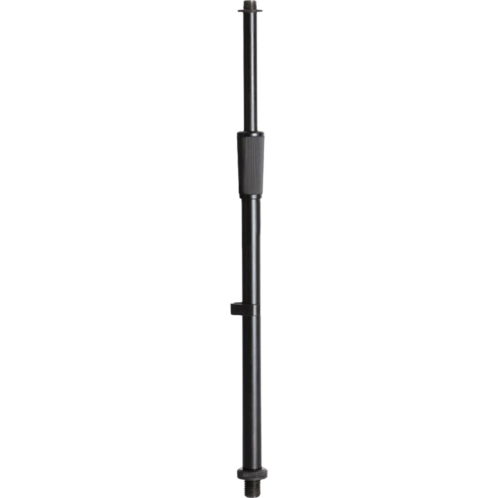 "On Stage 17""-28.5"" Microphone Stand Shaft with M20 Threading"