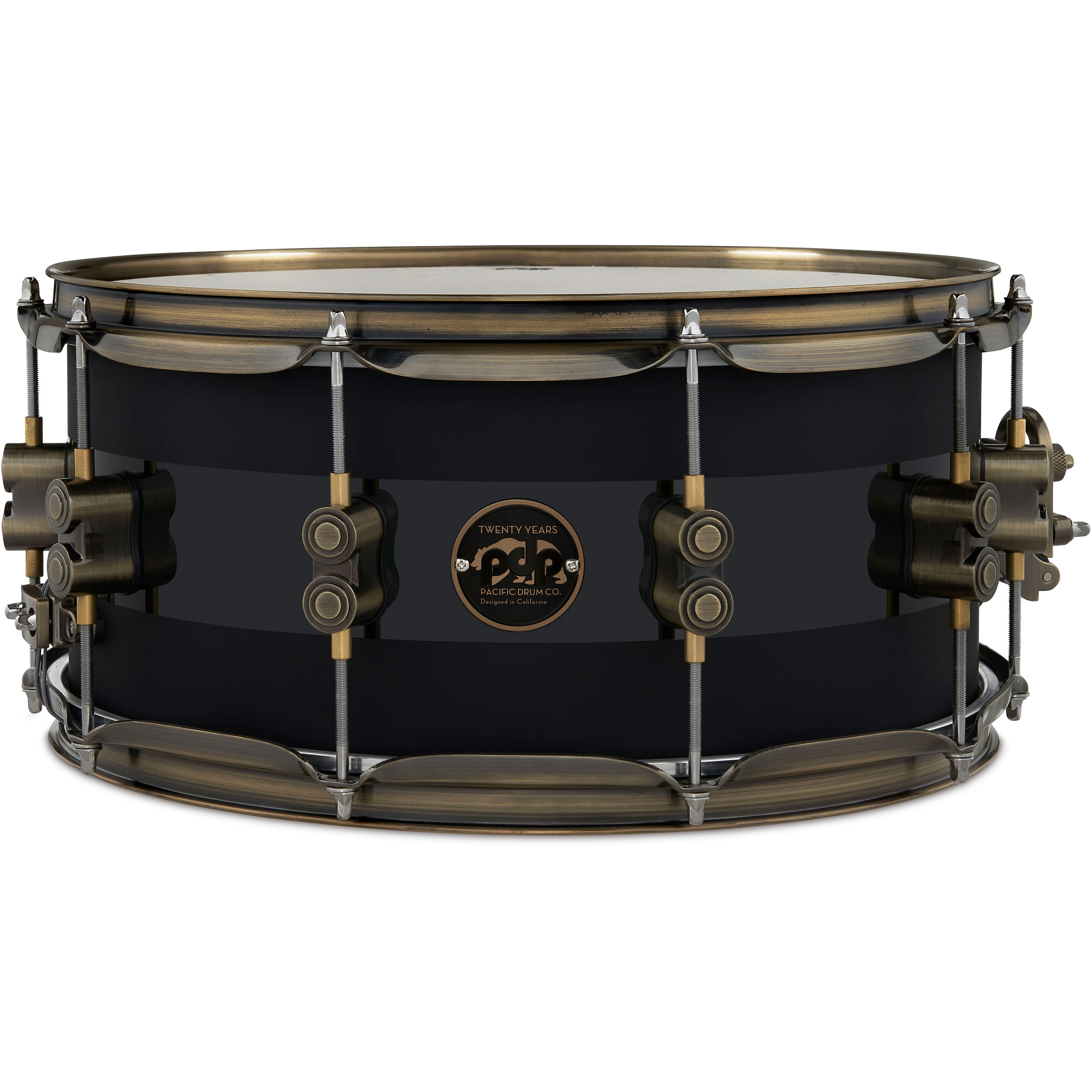 "PDP 6.5"" x 14"" Limited Edition 20th Anniversary Snare Drum"