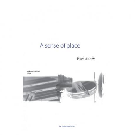 A Sense of Place by Peter Klatzow