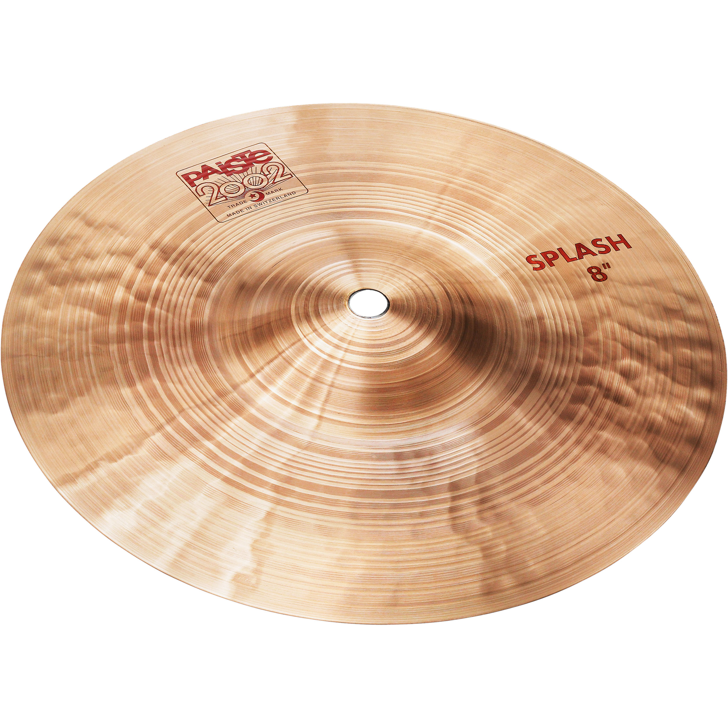 "Paiste 8"" 2002 Series Splash Cymbal"