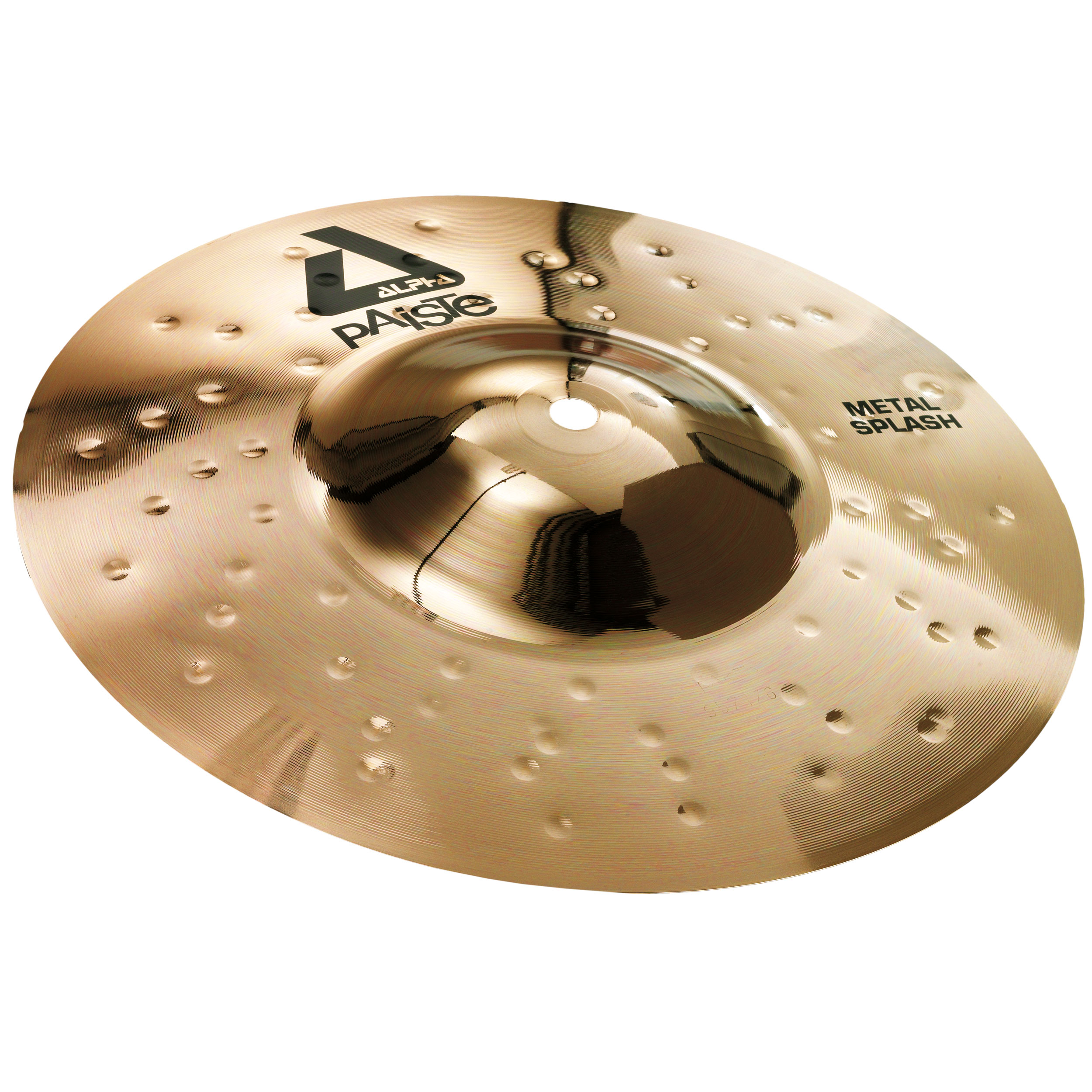 "Paiste 10"" Alpha B Metal Splash Cymbal"