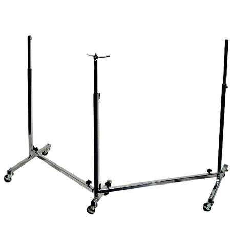 Panyard Series Chrome Double Stand