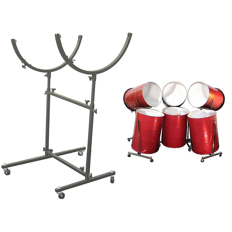 Panyard Series Powder Coat High Bass Stand