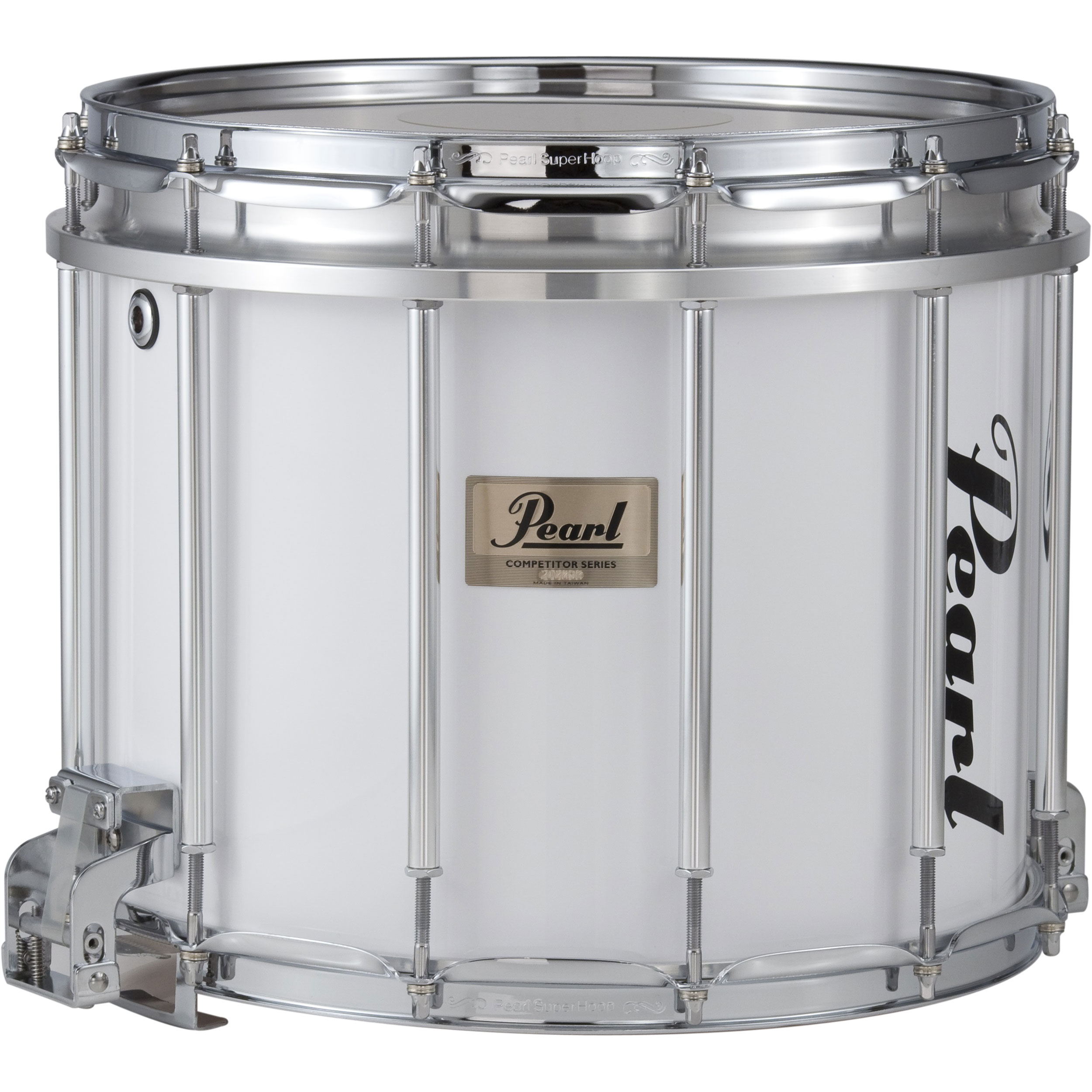 "Pearl 14"" (Diameter) x 12"" (Deep) Competitor Marching Snare Drum"