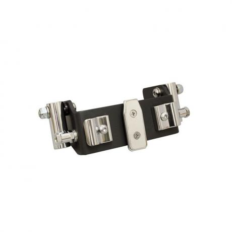 Pearl Marching Snare Mount for MX & CX Carriers in Black Finish