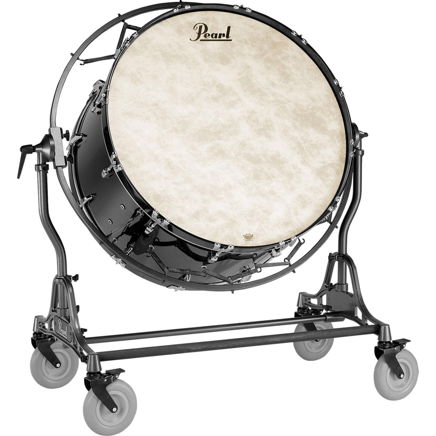"Pearl 36"" (Diameter) x 18"" (Deep) Concert Series Kapur Concert Bass Drum with STBD Stand"