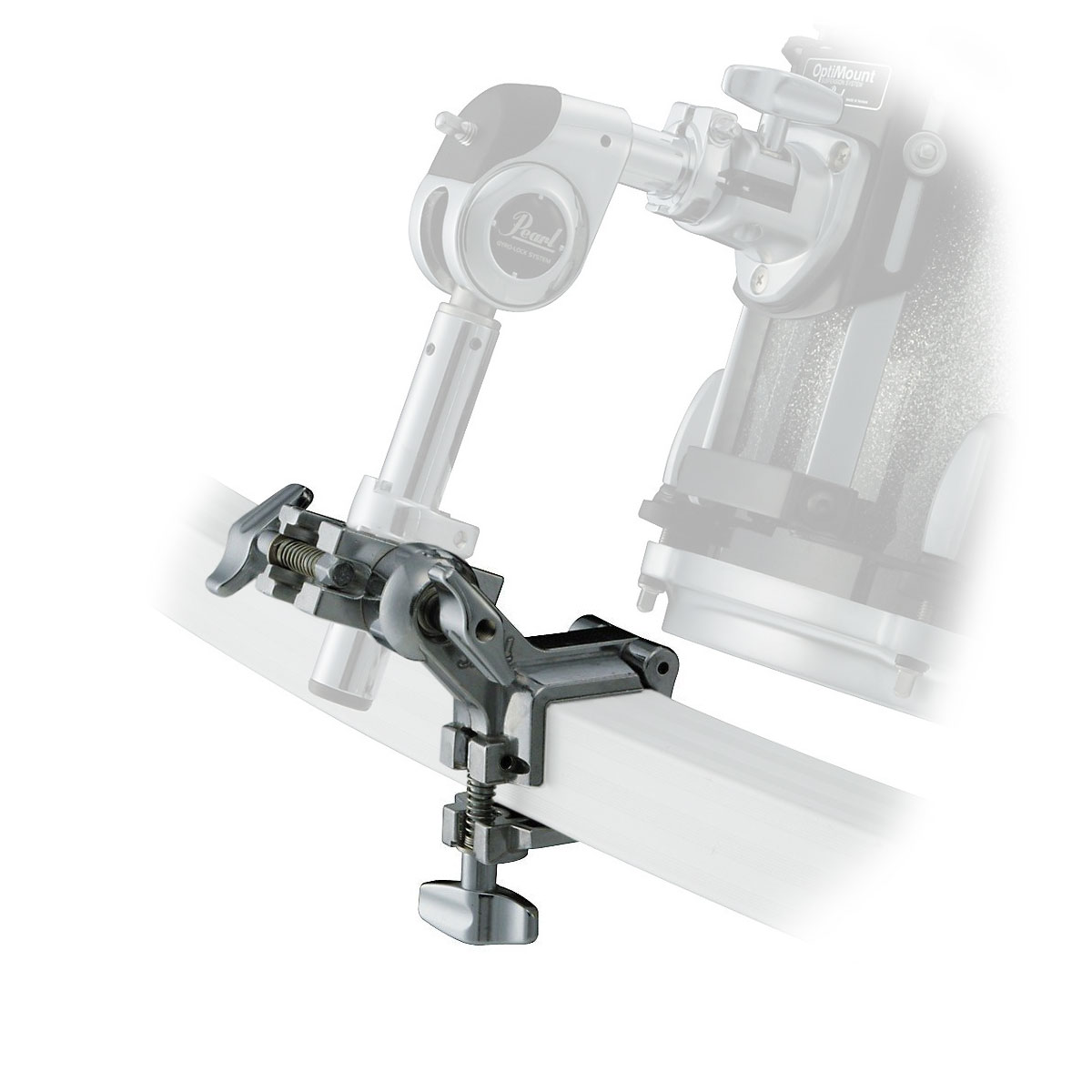 Pearl Pipe Clamp, Tilting System