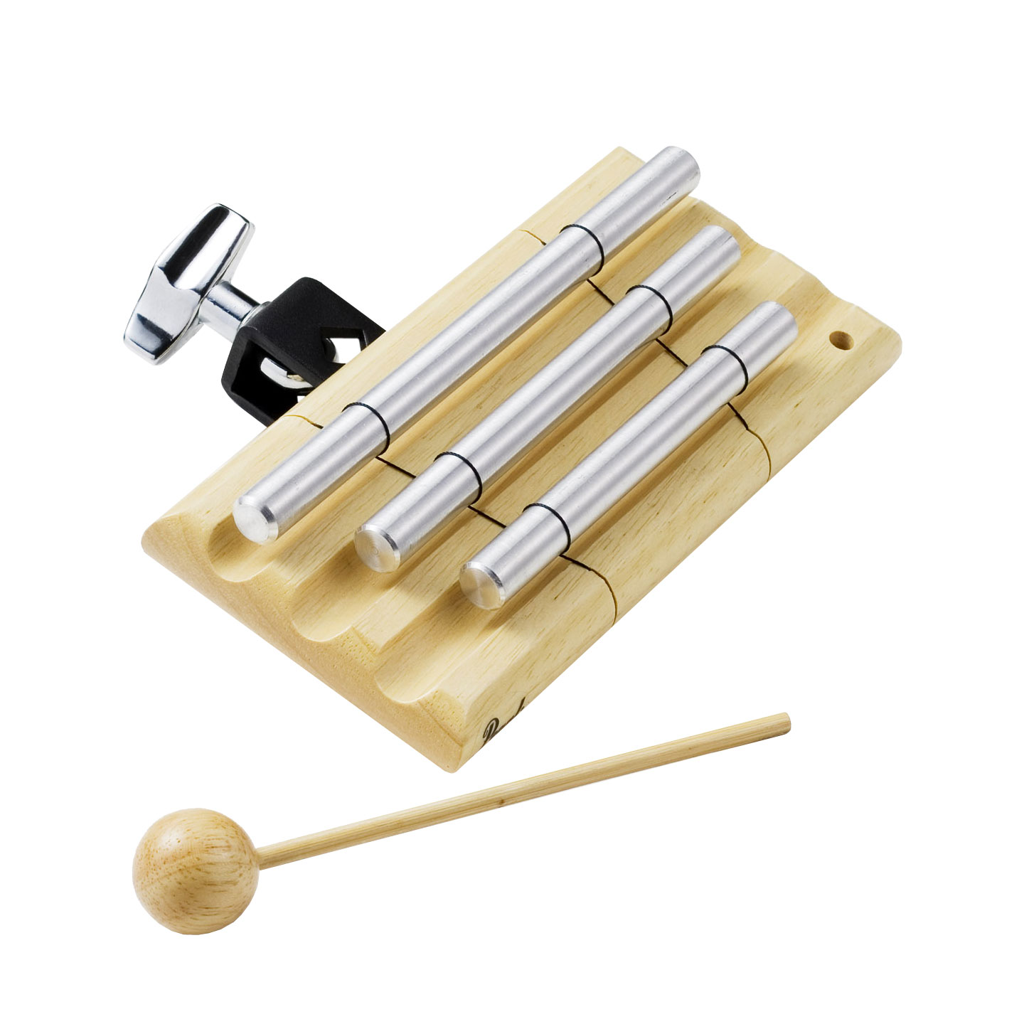 Pearl Spirit Chimes with Mount & Mallet