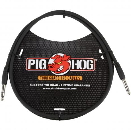 Pig Hog Solutions 3' TRS Instrument Cable