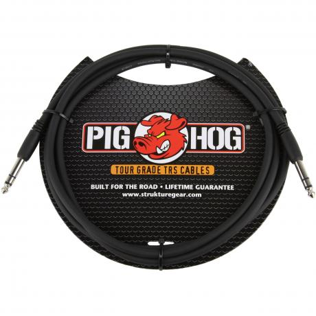 Pig Hog Solutions 6' TRS Instrument Cable