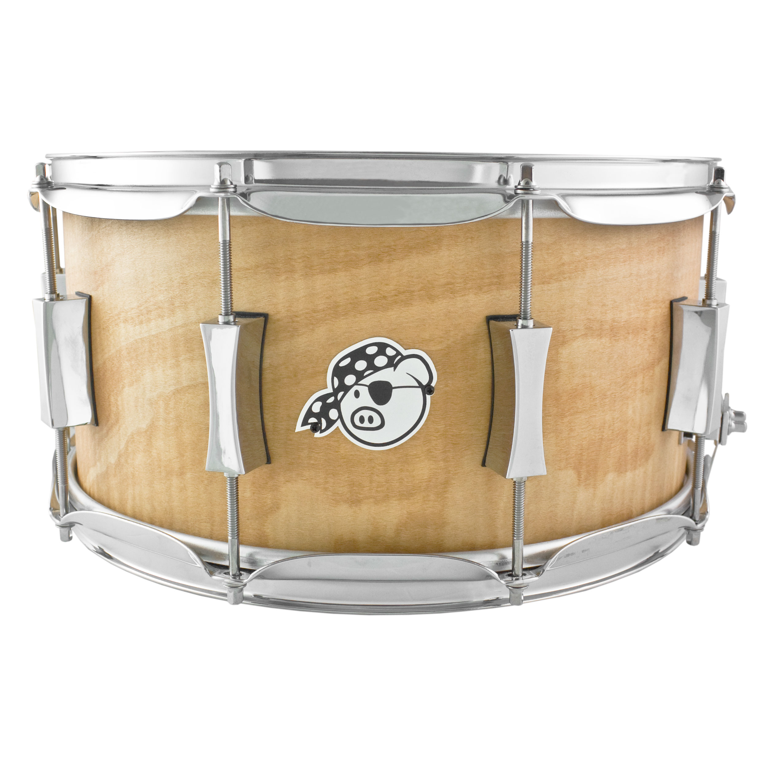 "Pork Pie Percussion 7"" x 14"" P"
