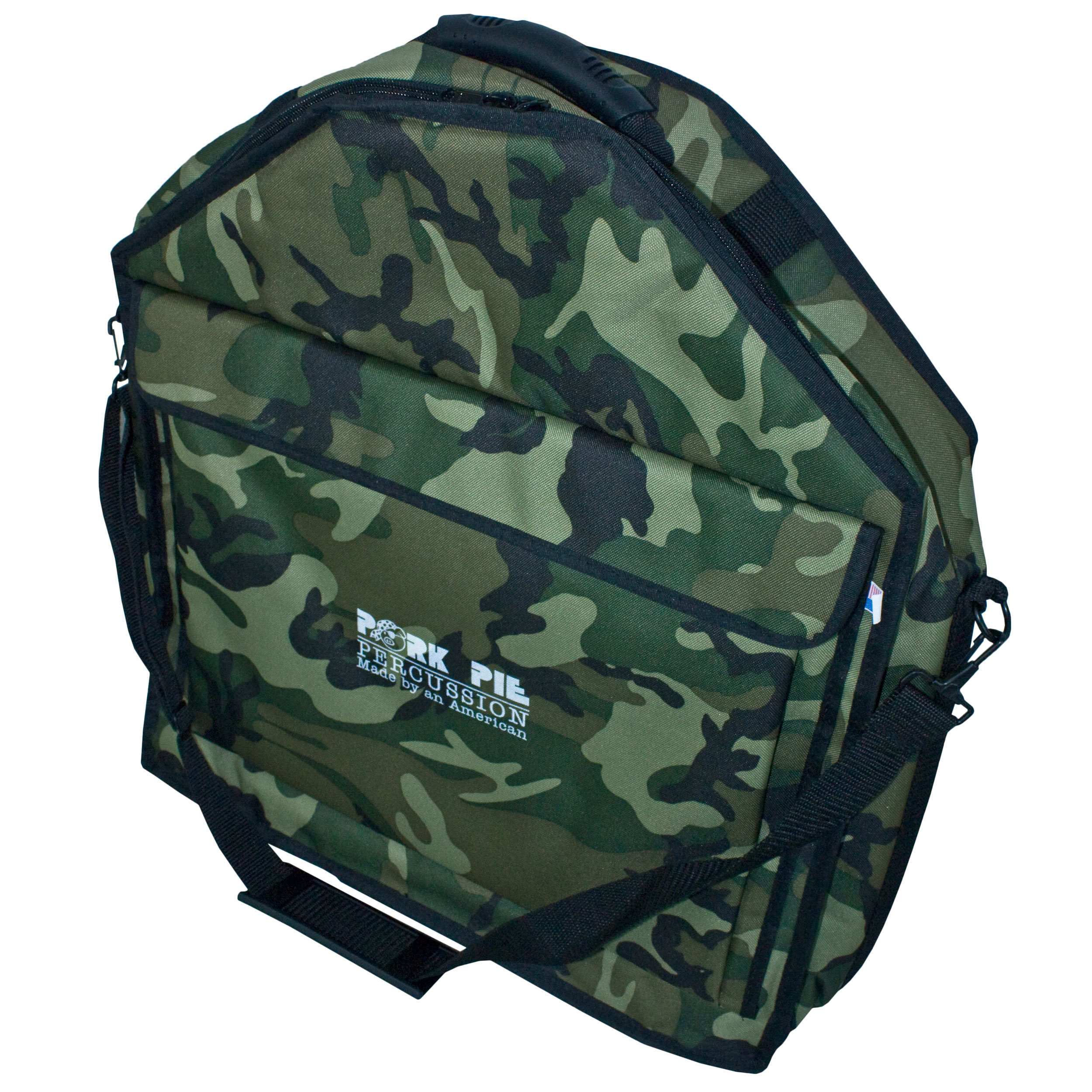 Pork Pie Percussion Camouflage Pig Throne Bag
