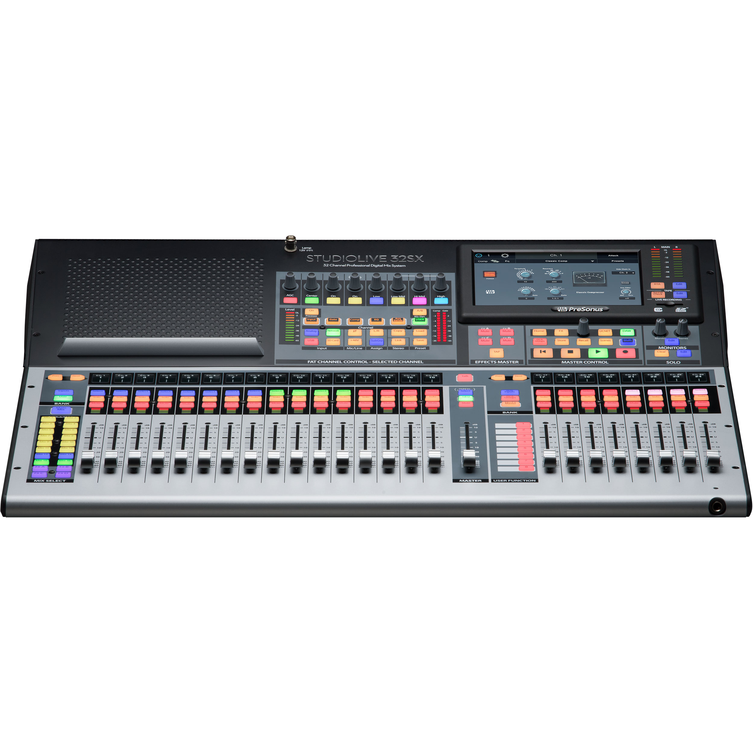 PreSonus StudioLive 32-Channel Small-Format Digital Mixer