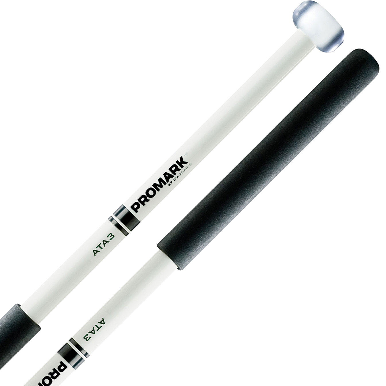 Promark ATA3 AT Marching Series Acrylic Marching Tenor Mallets