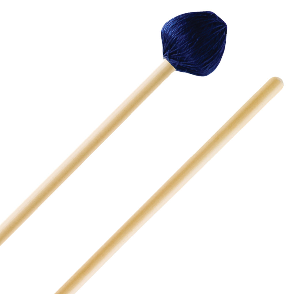 Promark DV7R System Blue Diversity Series Medium Hard Vibraphone Mallets
