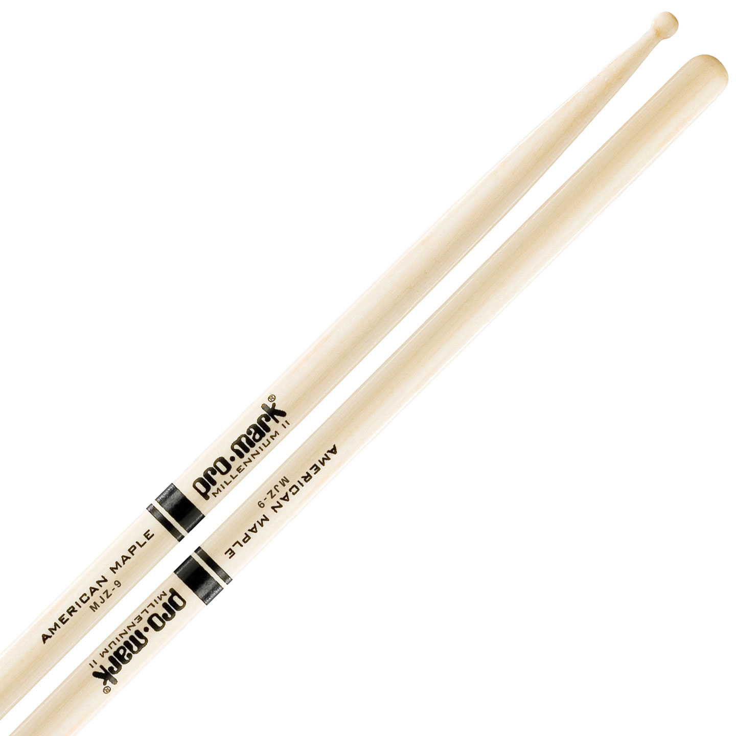 Promark JZ9 Maple Jazz Cafe Drumsticks