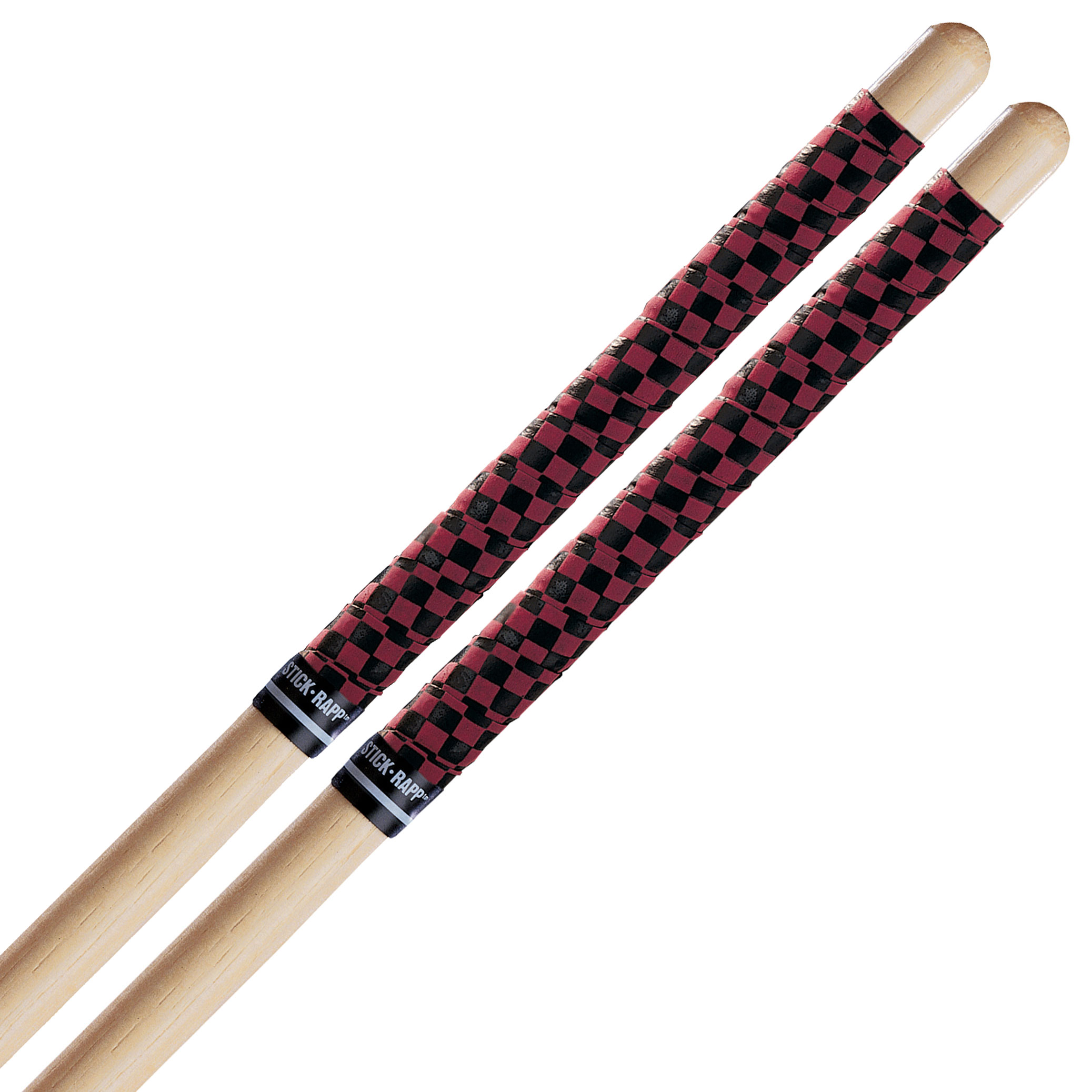 Promark Red & Black Checker Stick Rapp