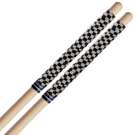 Promark White & Black Checker Stick Rapp