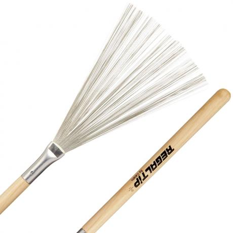 Regal Tip Hickory Handle Wire Brushes