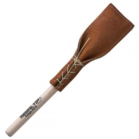 Regal Tip Leather Paddle Conga Stick