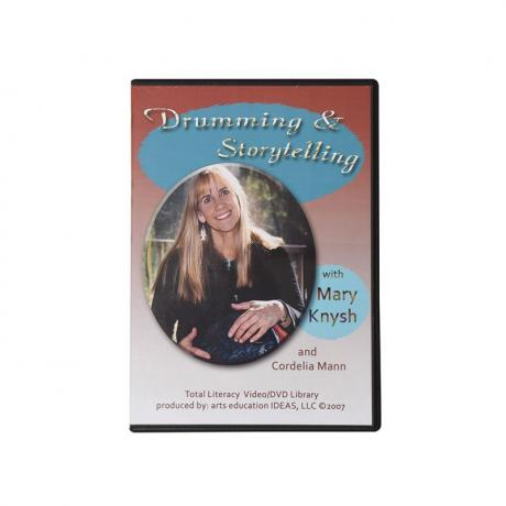 Rhythm Band Drumming & Storytelling DVD by Mary Knysh