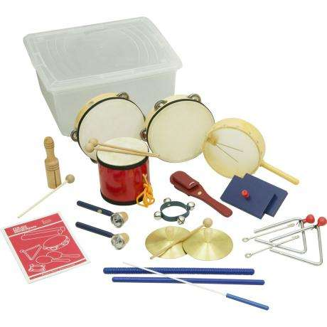 Rhythm Band 15 Player Deluxe Set