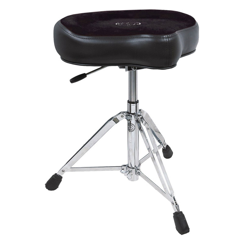 Roc-n-Soc Nitro Drum Throne with Original Seat in Black