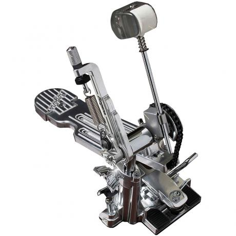 rogers dyno matic bass drum pedal with bag rp100. Black Bedroom Furniture Sets. Home Design Ideas
