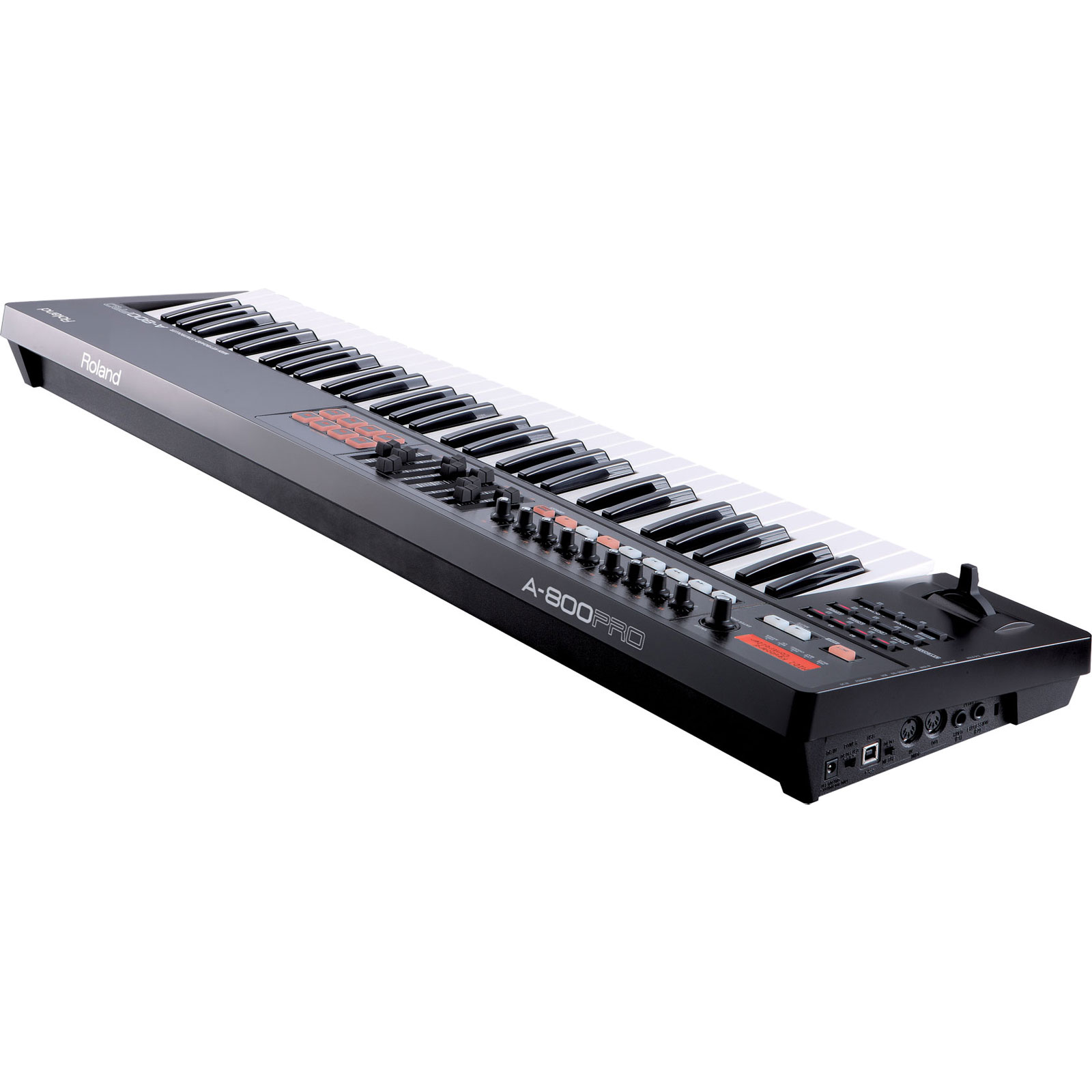 roland a pro series 61 key pro midi keyboard controller a 800pro r. Black Bedroom Furniture Sets. Home Design Ideas