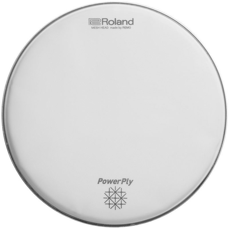 "Roland 12"" PowerPly Mesh Drum Head"