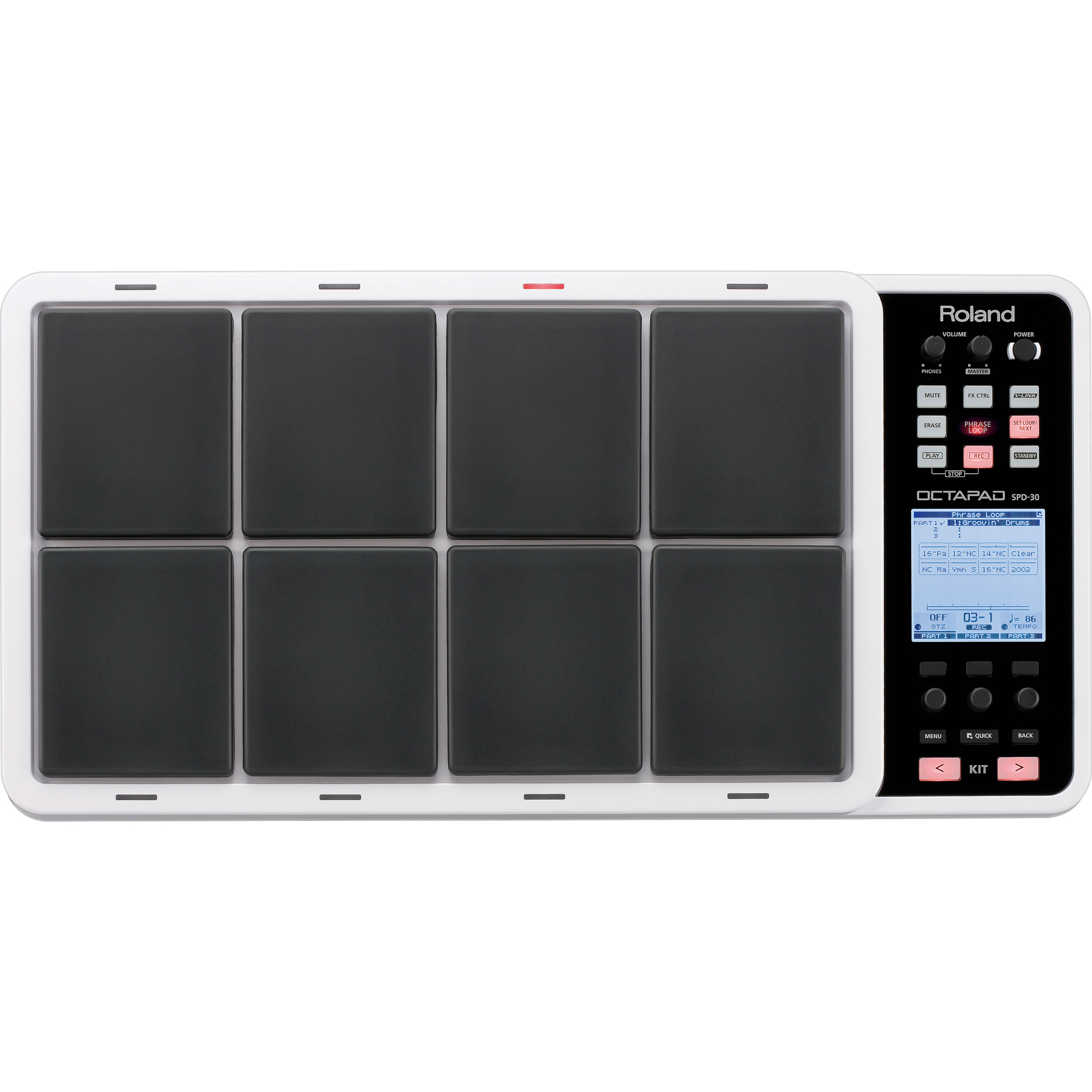 Roland SPD-30 Octapad Digital Percussion Trigger Pad