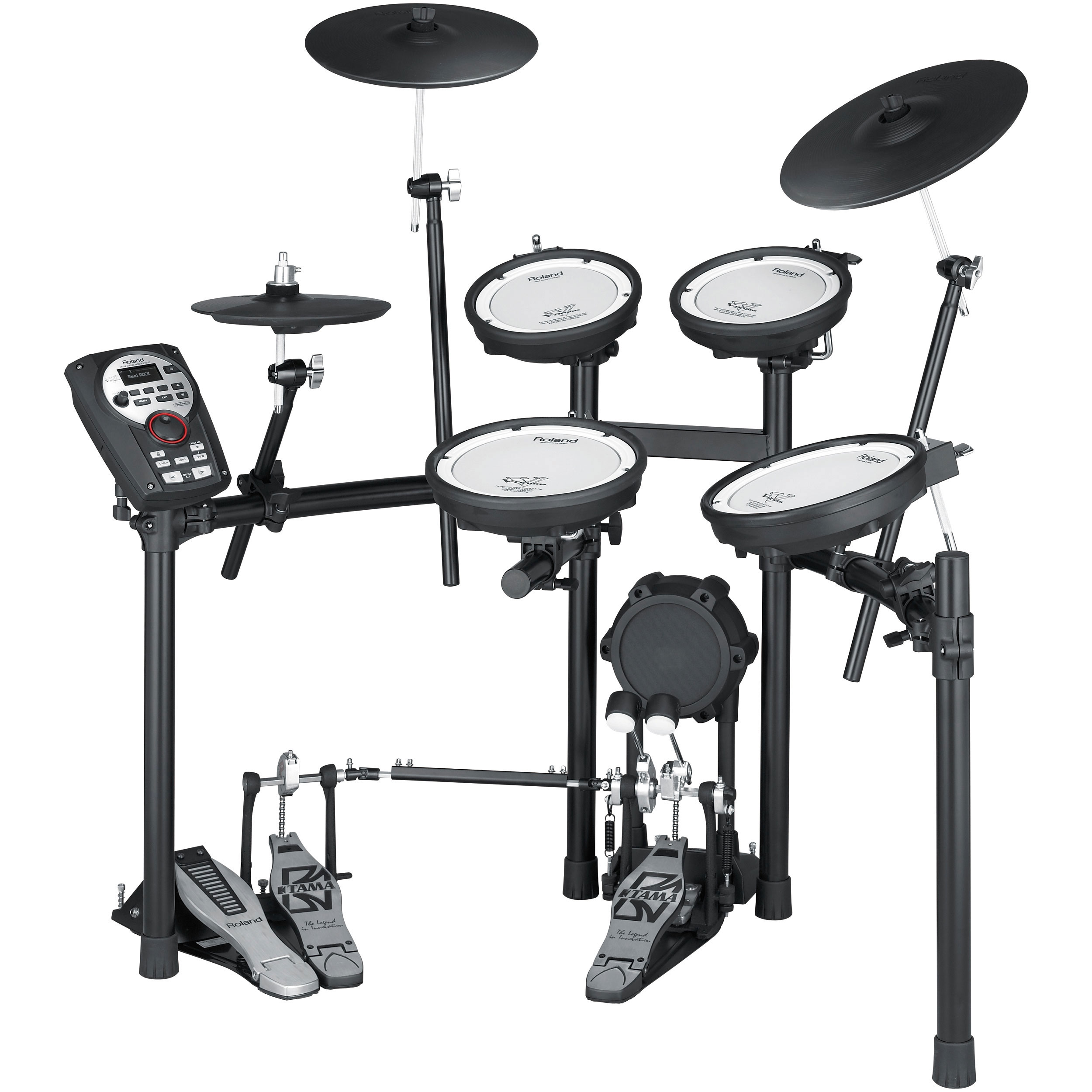 Roland V-Drums V-Compact Series Electronic Drum Set