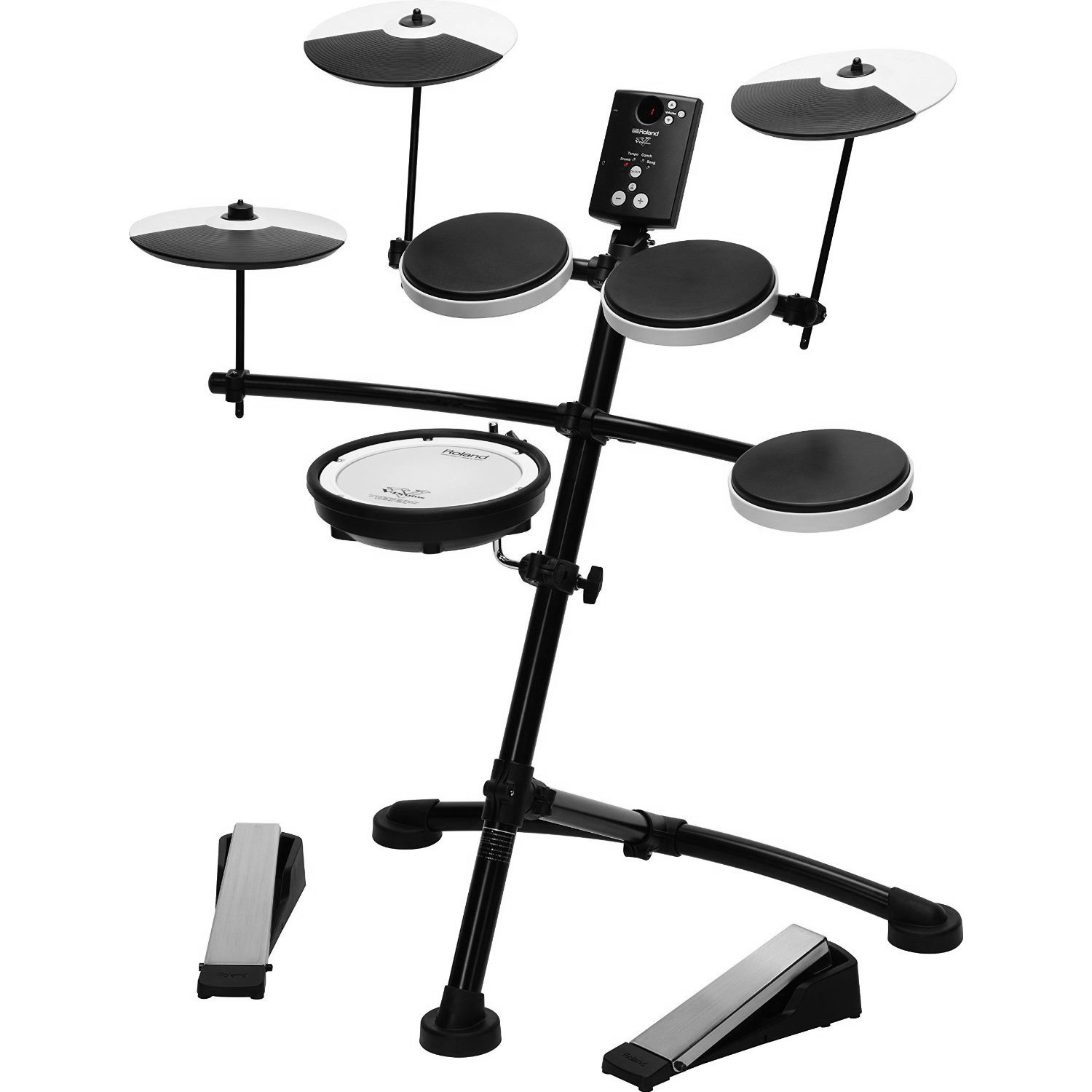 Roland 5-Piece Electronic Drum Set with Mesh Snare Pad