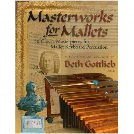 Masterworks for Mallets by Beth Gottlieb