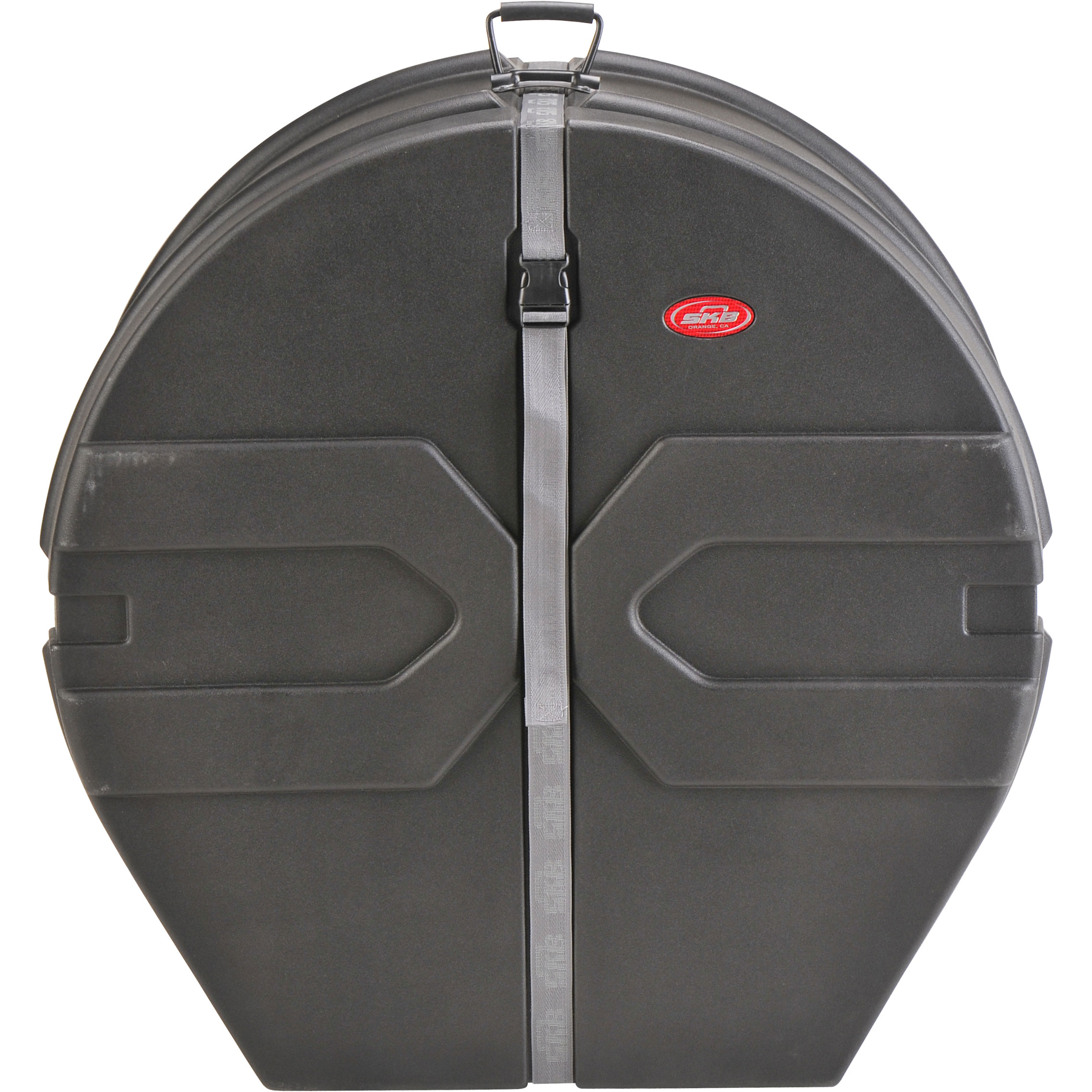 "SKB 16"" (Deep) x 30"" (Diameter) Marching Bass Case Padded Interior"