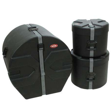 SKB Roto-X Drum Set Hard Case Package #1 (12