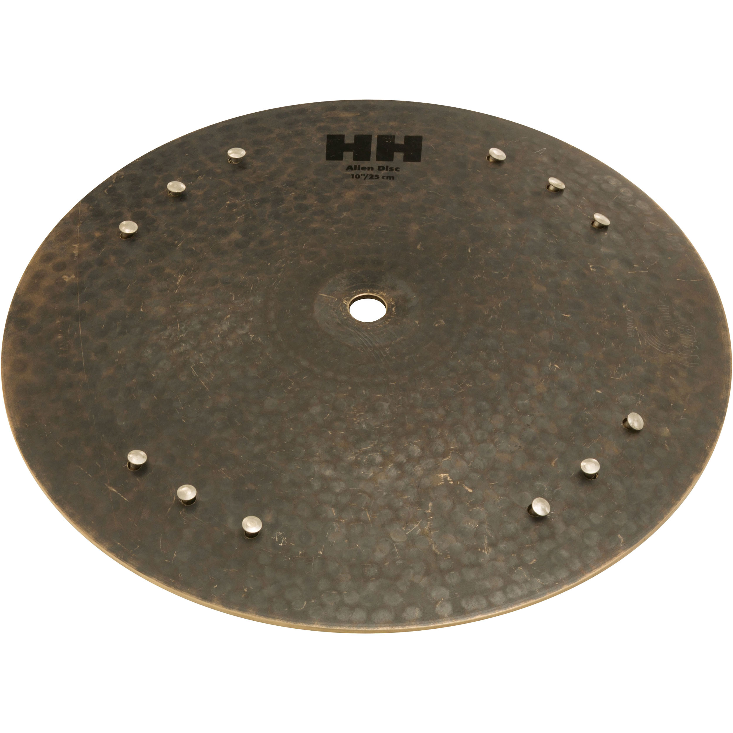 "Sabian 10"" Alien Disc with Natural Finish"