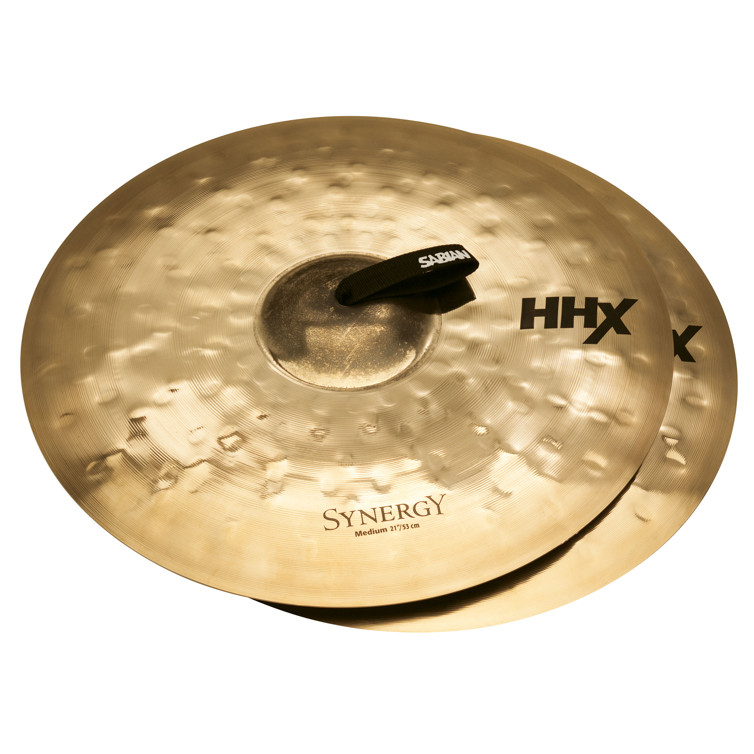 "Sabian 21"" HHX Synergy Heavy Crash Cymbal Pair"