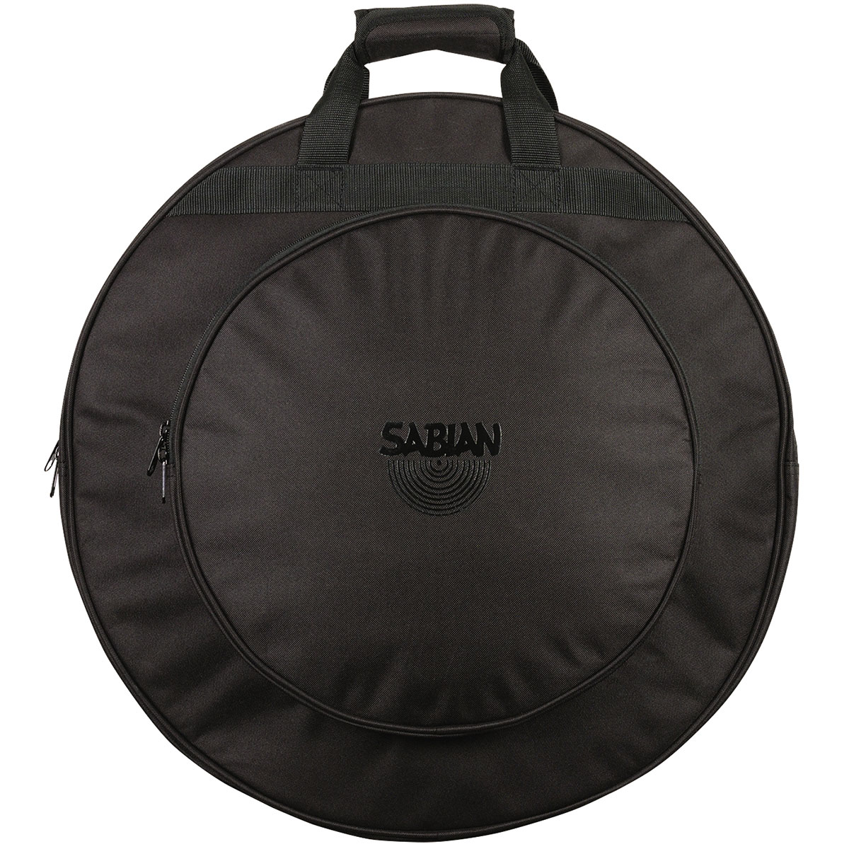 Sabian Quick 22 Black Out Cymbal Bag with Backpack Straps
