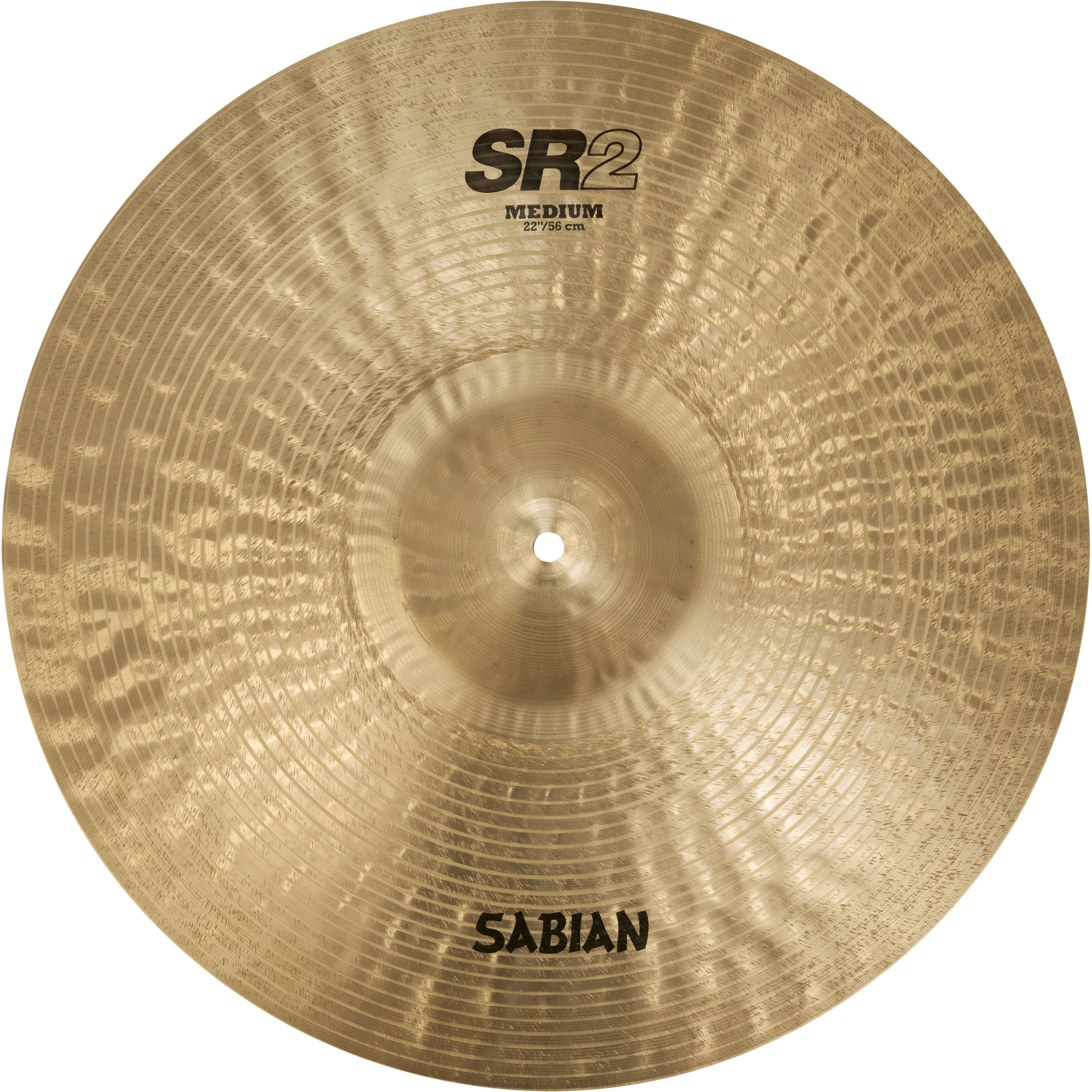 "Sabian 22"" SR2 Medium Cymbal"