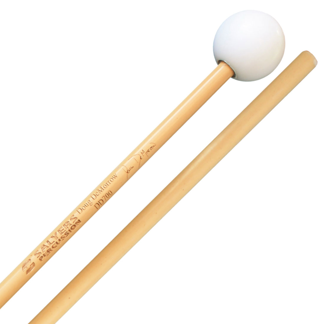 Salyers Percussion Doug DeMorrow Weighted Delrin Bell (Glockenspiel) Mallets