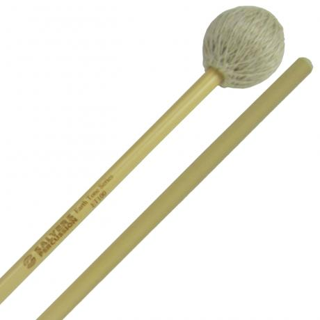 Salyers Percussion Earth Tone Hard Vibraphone/Marimba Mallets