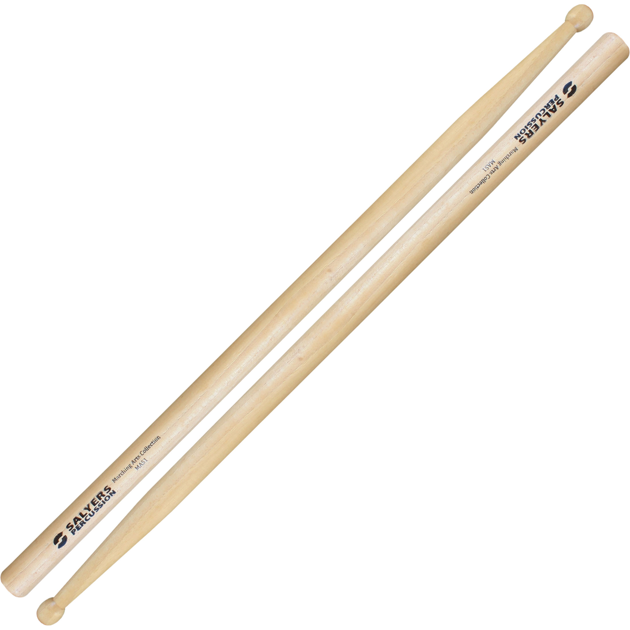 salyers percussion marching arts collection marching snare sticks mas1. Black Bedroom Furniture Sets. Home Design Ideas