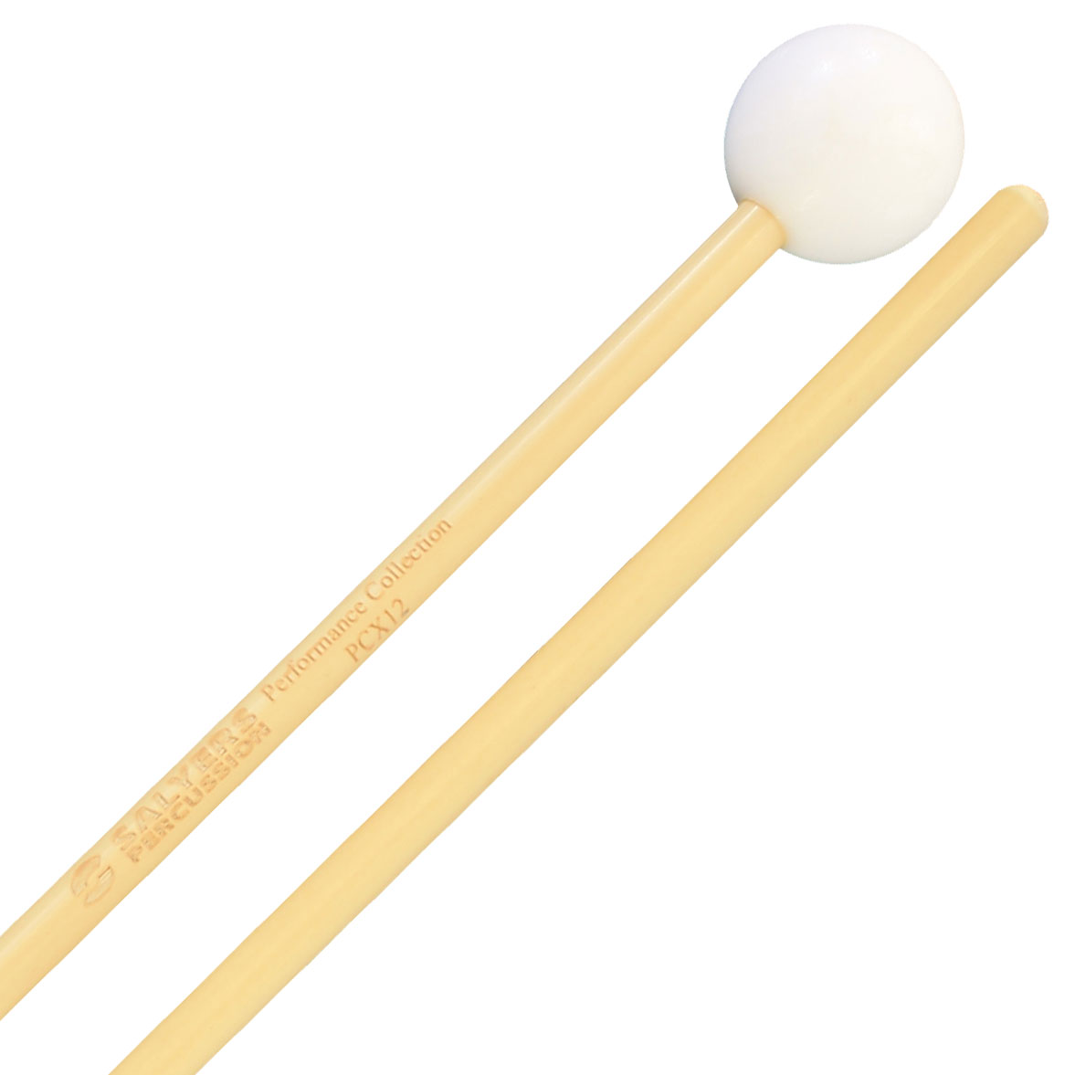 "Salyers Percussion Performance Collection 1 1/8"" Nylon Xylophone/Bell Mallets"