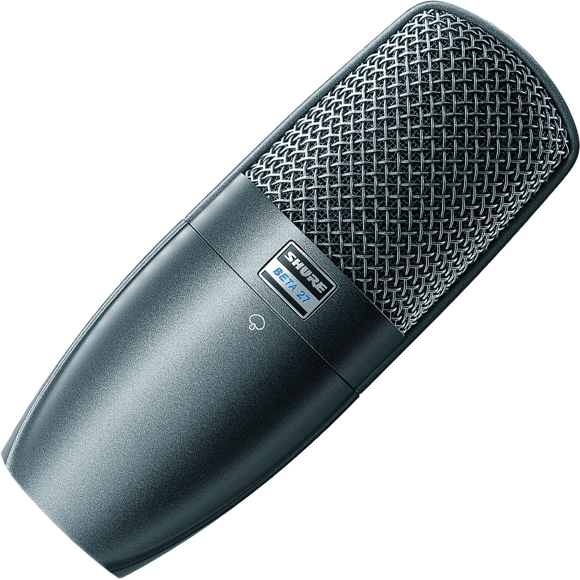 Shure BETA 27 Side-Address Supercardioid Condenser Microphone