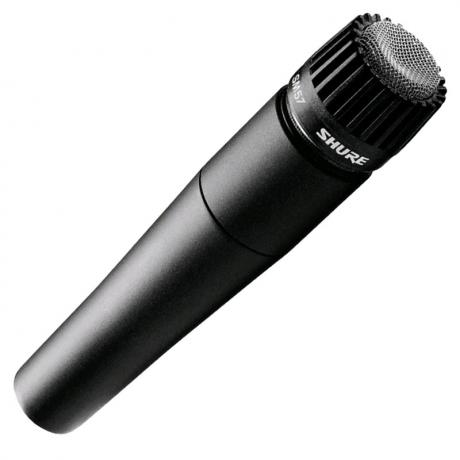 Shure SM57LC Cardioid Dynamic Microphone