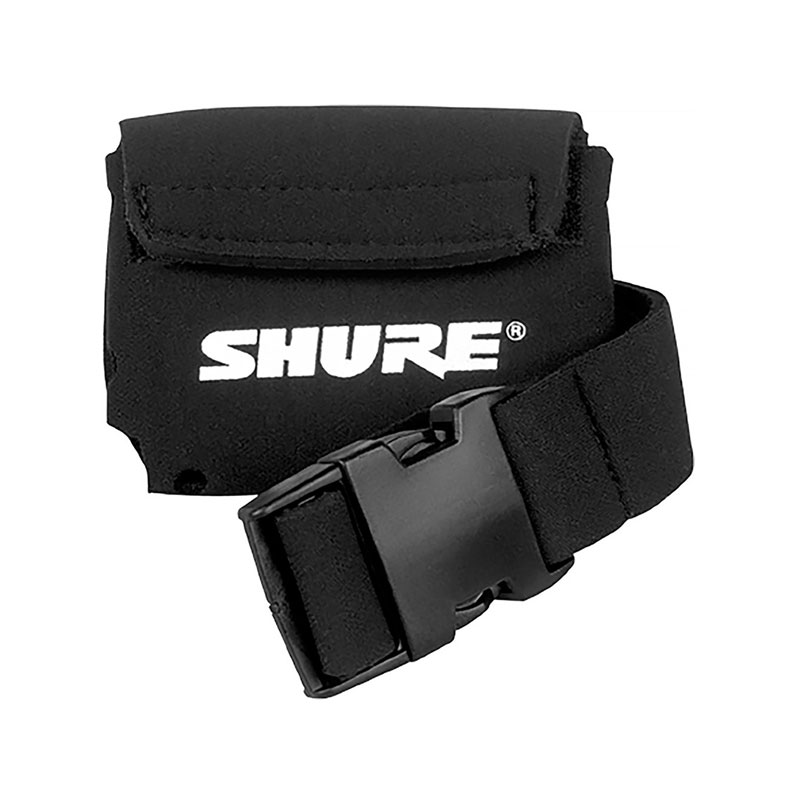 Shure Belt Pouch for Shure Wireless Transmitters / Bodypacks