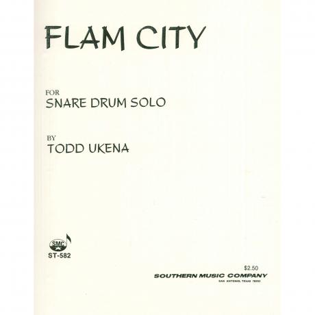 Flam City by Todd Ukena