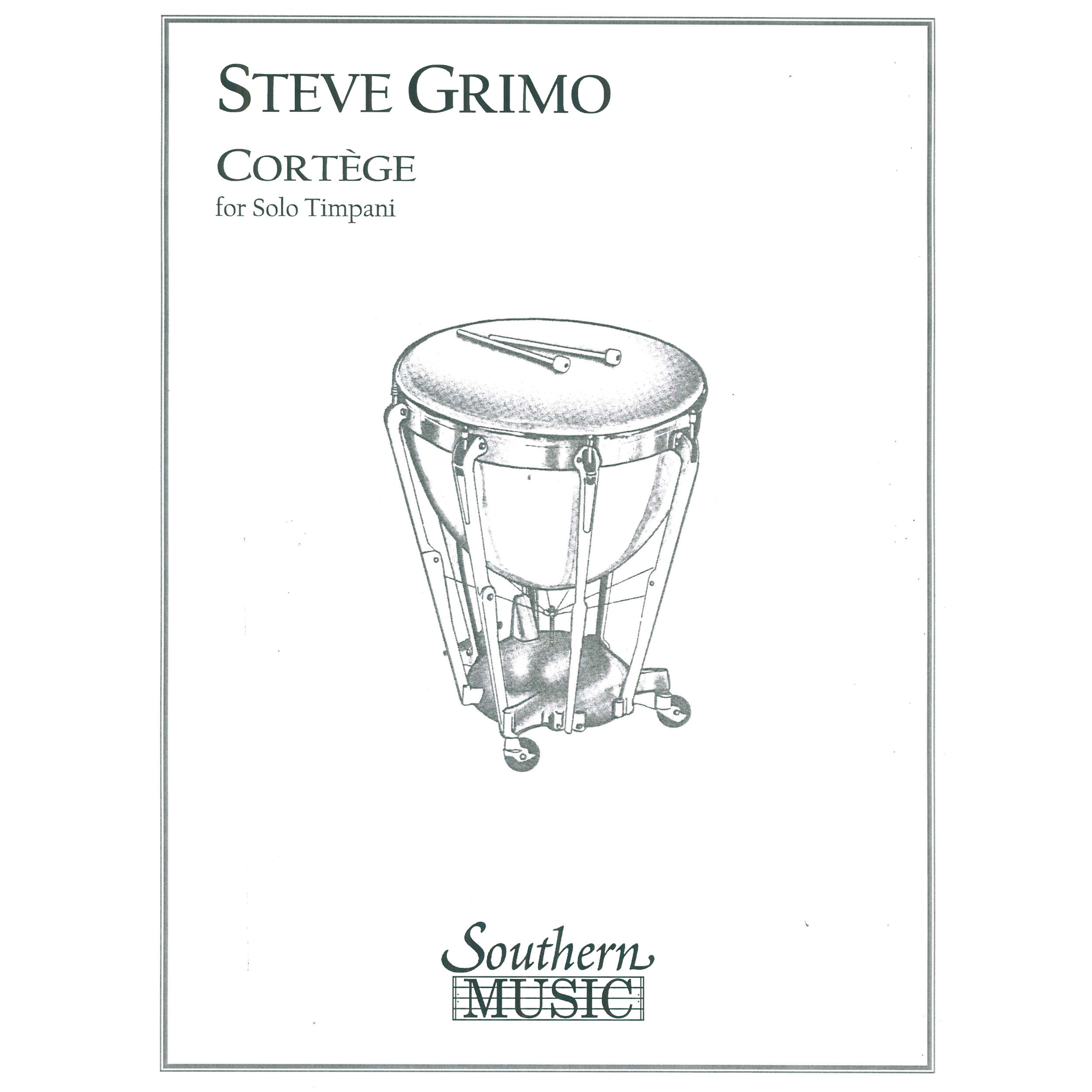 Cortege by Steve Grimo
